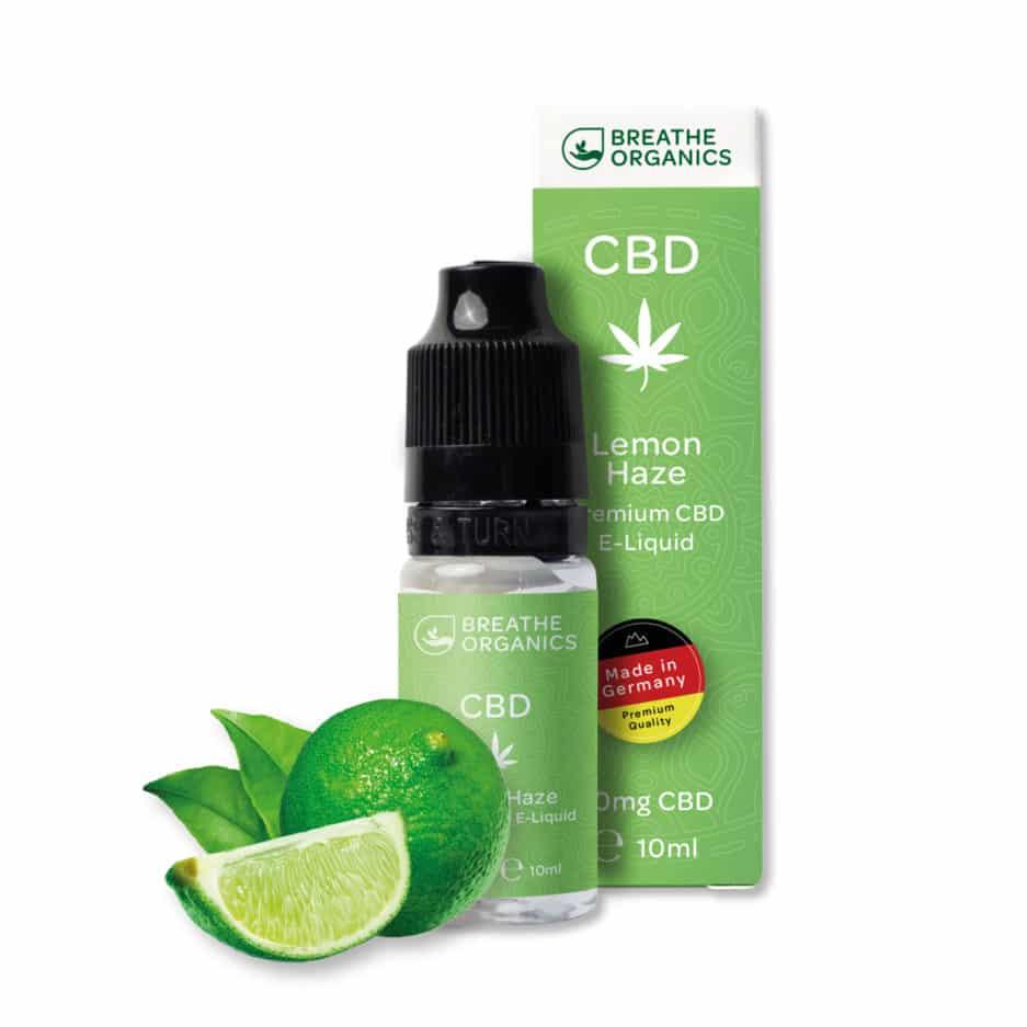 Liquide CBD Premium Citron Brume