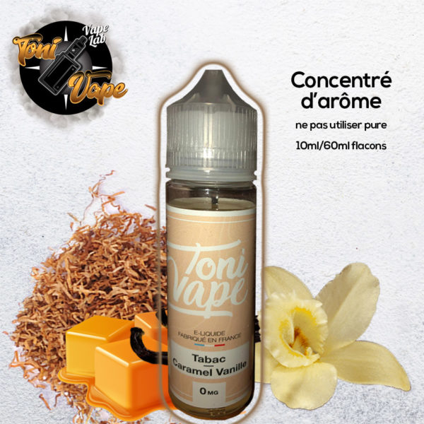 Tabac Caramel Vanille