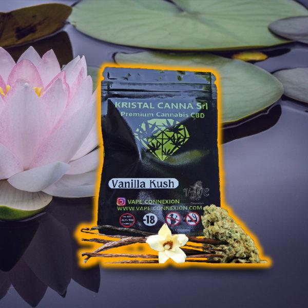 Fleur CBD vanille